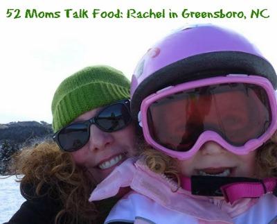 Rachel with her daughter (3 years)