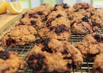 lavender blackberry scones_cooling rack_06 22 _edited