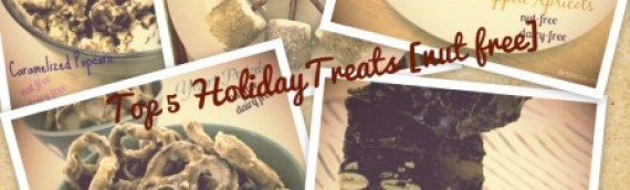 {MyFoodFix} Top 5 Holiday Treats