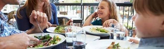 Dining out with food allergies: A teaching moment