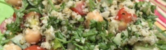 Hemp Seed Tabouli {Recipe ReDux}