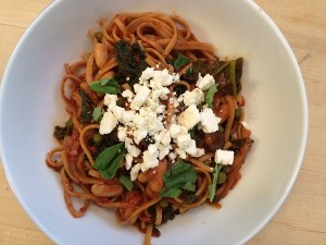 Rec ReDux_one pot med linguine_08 2015_overhead