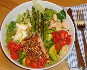 St Germain Salad_pic