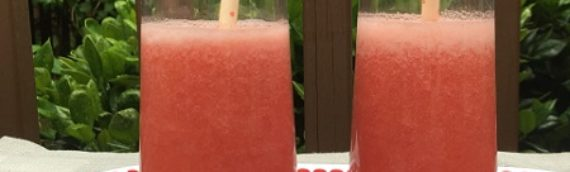 "Strawberry-Picking + Strawberry-Orange ""Soda"" {Recipe ReDux}"